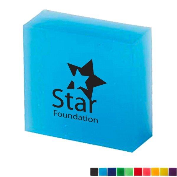 Translucent Square Erasers
