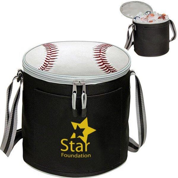 Baseball Polyester Sport Cooler