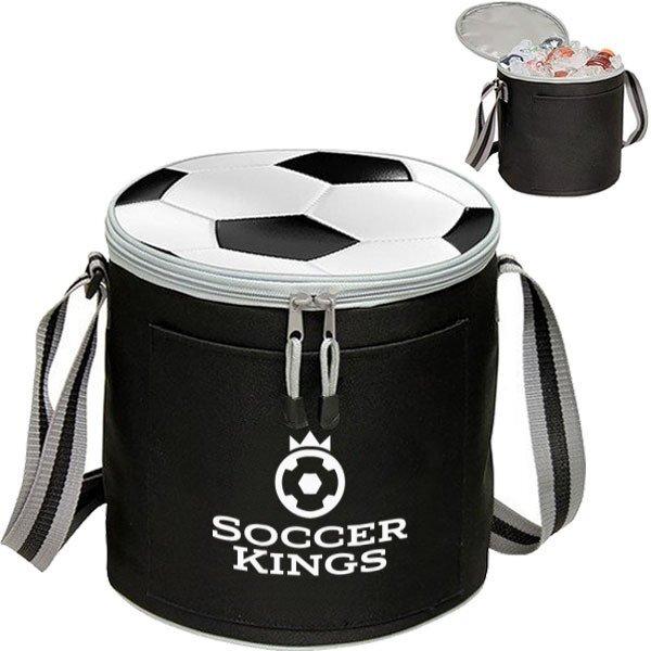 Soccer Polyester Sport Cooler