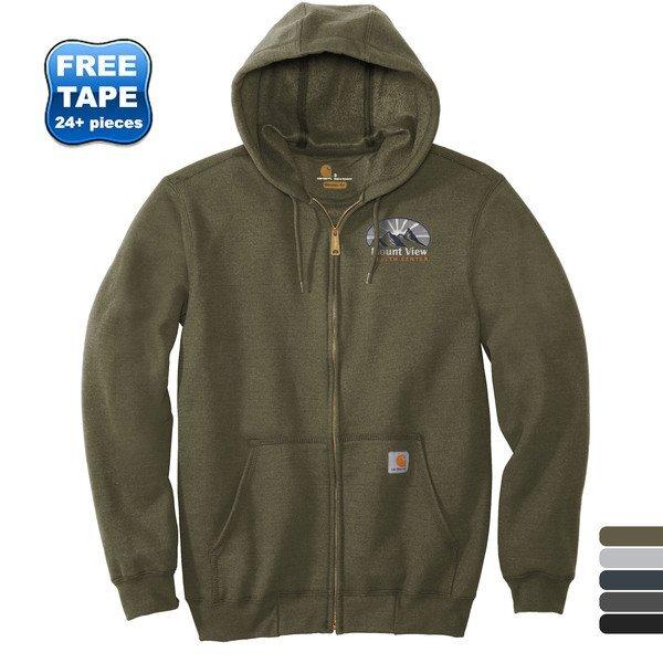 Carhartt®Midweight Hooded Full Zip Hoodie