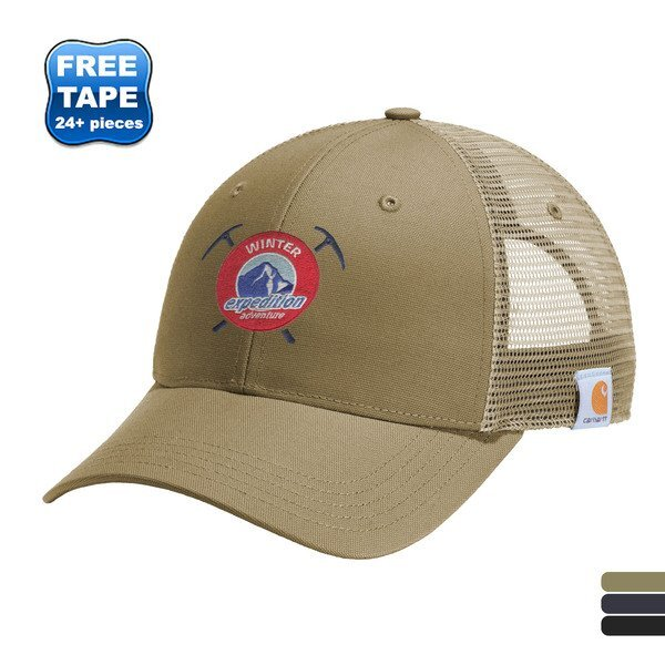 Carhartt®Rugged Professional™Series Constructed Mesh Back Cap