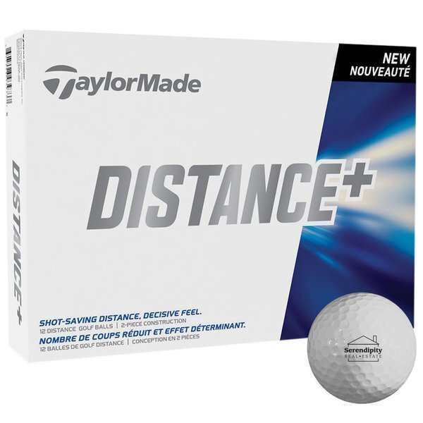 TaylorMade® Distance 12 Ball Box