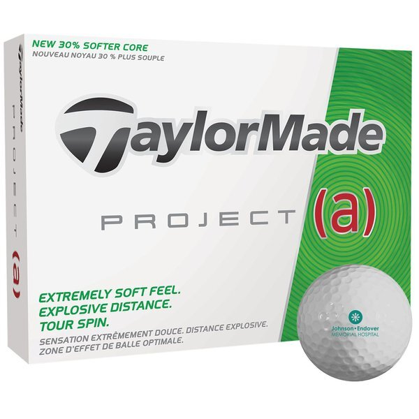 TaylorMade® Project (a) 12 Ball Box
