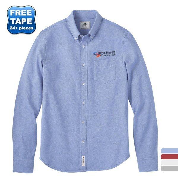 Roots 73® Baywood Mens Woven Shirt
