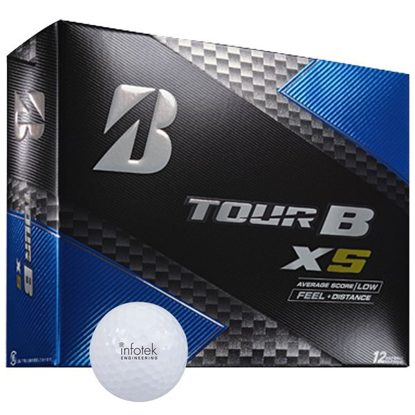 Bridgestone® Tour B XS 12 Ball Box