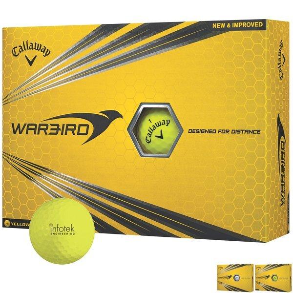 Callaway® Warbird 2017, 12 Ball Box