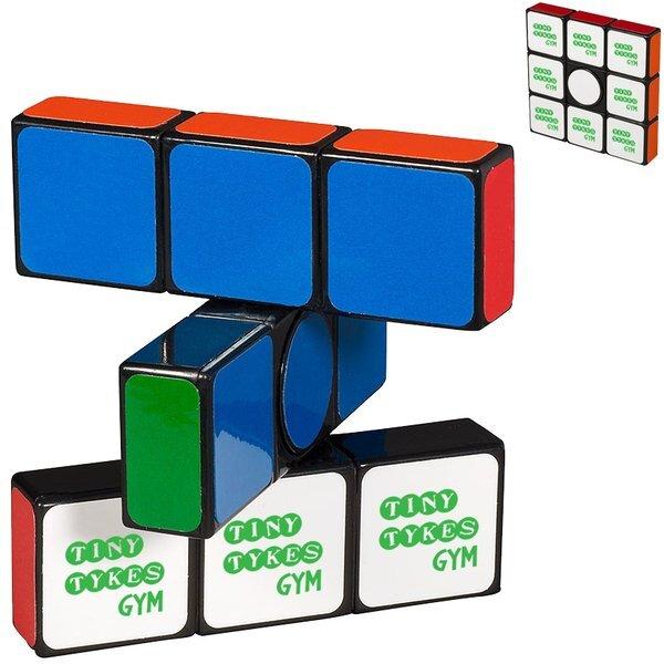 Rubik's® Puzzle Fidget Spinner