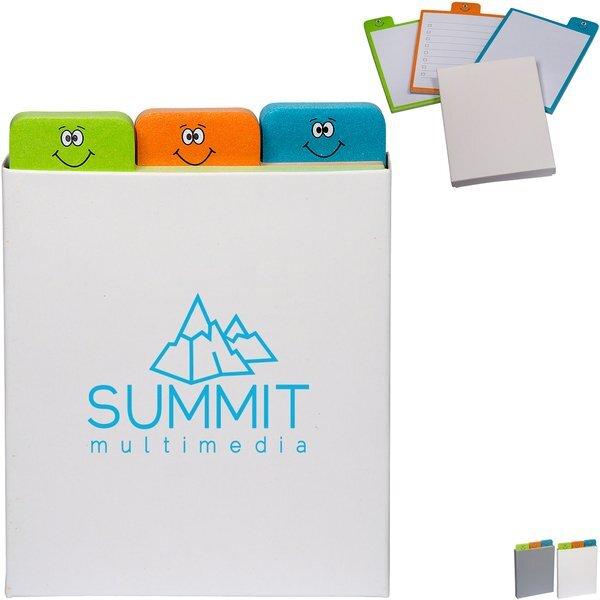 Emoti™ Three Message Sticky Pad Set