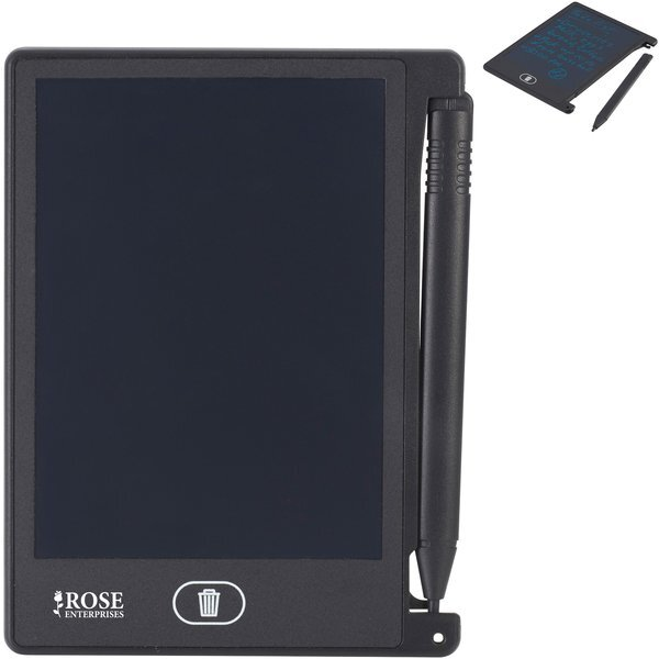 """LCD e-Writing & Drawing Tablet, 4.4"""""""