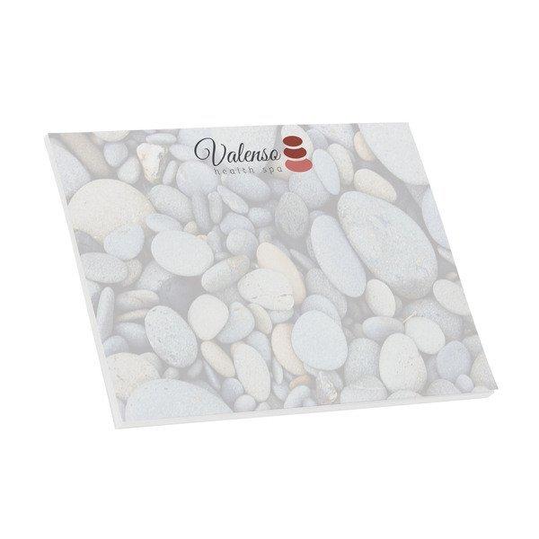 "BIC® Adhesive 100 Sheet Notepad, 4"" x 3"""