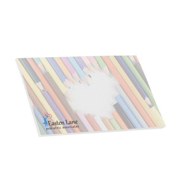 "BIC® Adhesive 50 Sheet Notepad, 5"" x 3"""