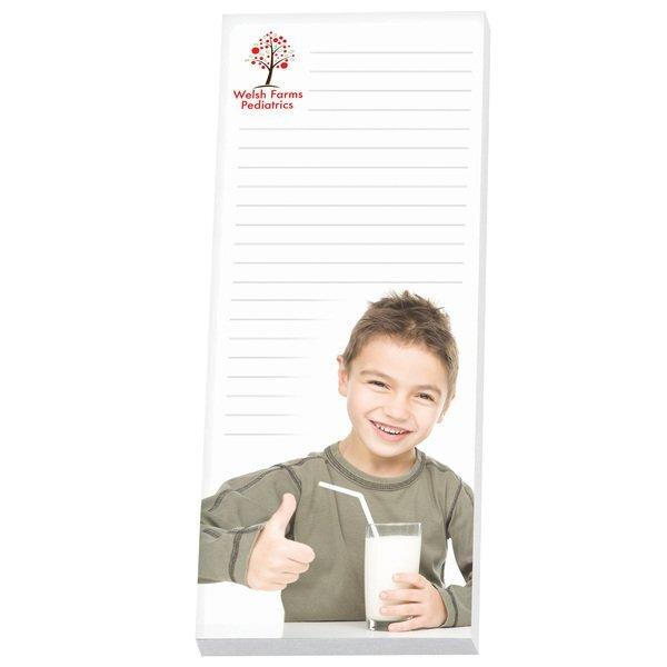 "BIC® Adhesive 50 Sheet Notepad, 3"" x 8"""