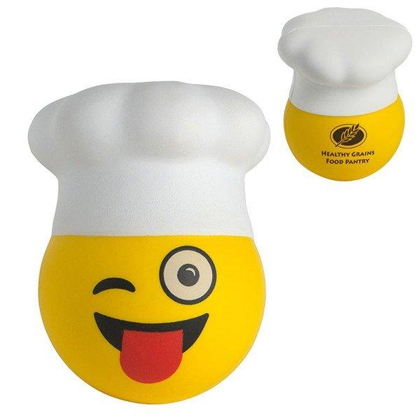 Chef Hat Emoji Stress Reliever