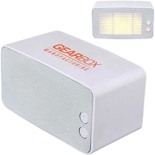 Block Light Up Bluetooth Speaker