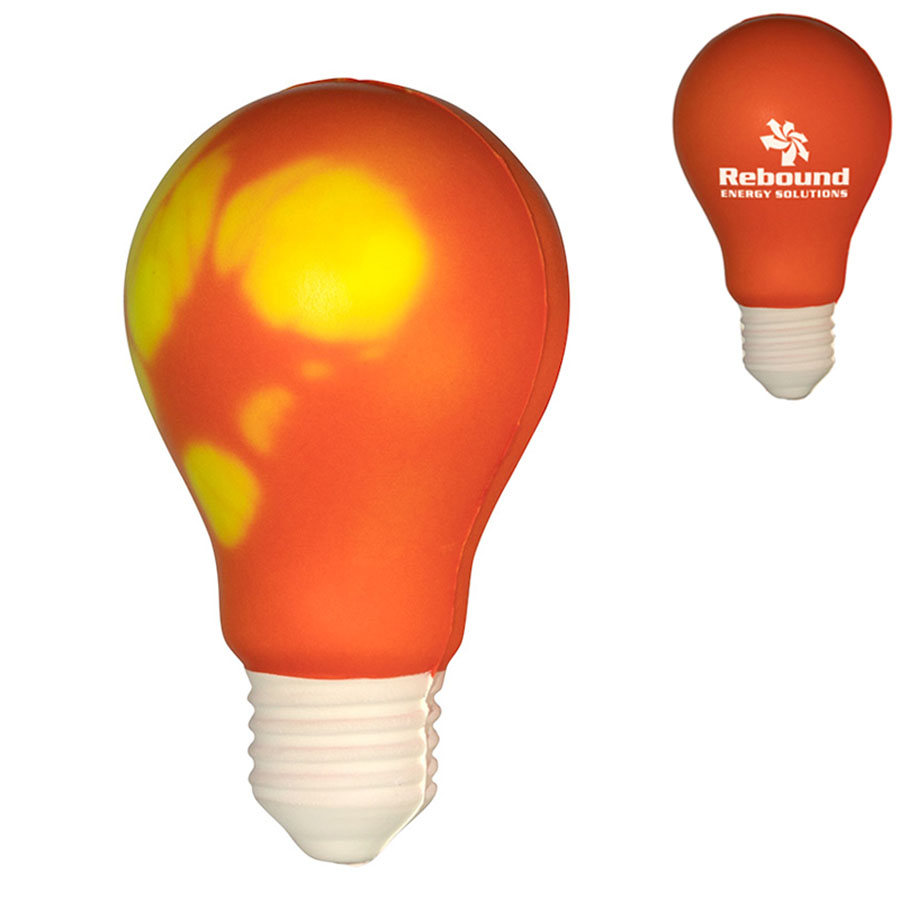 Mood Color Changing Light Bulb Stress Reliever