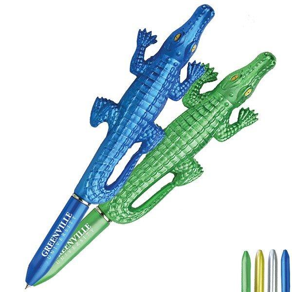 Alligator Twist Action Pen