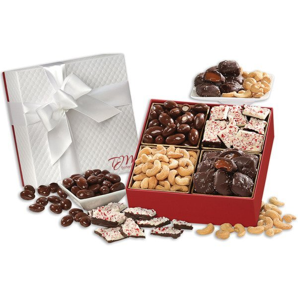Touch of Class Four Snack Gift Box