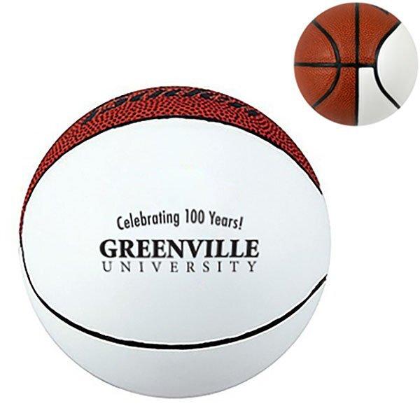 "Baden® Mini Synthetic 2-Panel Autograph Basketball, 5"""