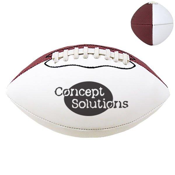 "Baden® Mini Synthetic Autograph Football, 8-1/2"""