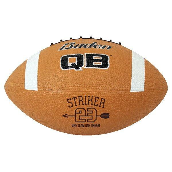 "Baden® Official Size Rubber Football, 11-1/2"""