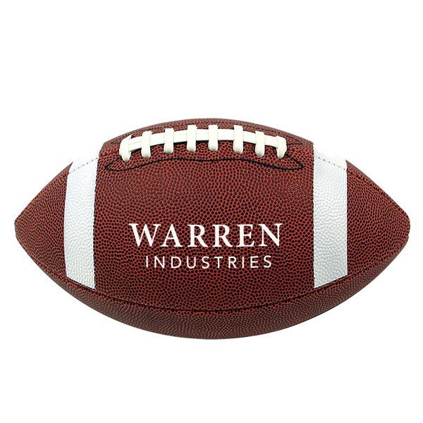 Baden® Official Size Synthetic Football, 11-1/2""