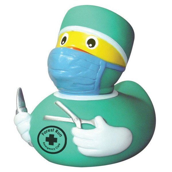 Doctor Surgeon Rubber Duck