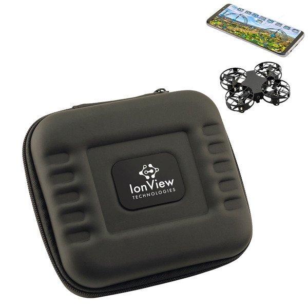Buzzing FPV Mini Camera Drone with Case