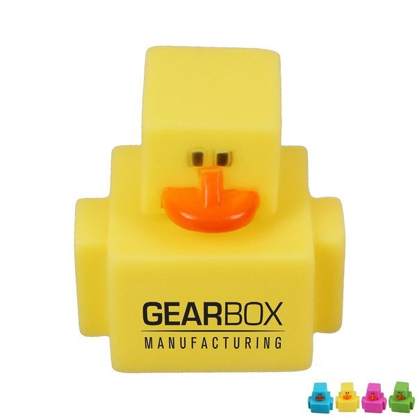 Mini Pixel Rubber Duck