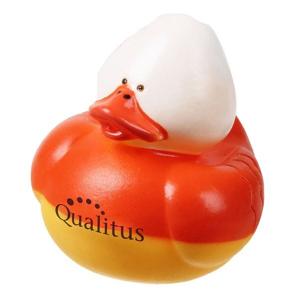 Candy Corn Rubber Duck