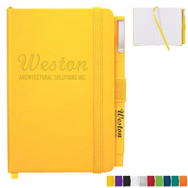 "Nova Pocket Bound JournalBook™ Bundle Set, 5-1/2"" x 3-1/2"""