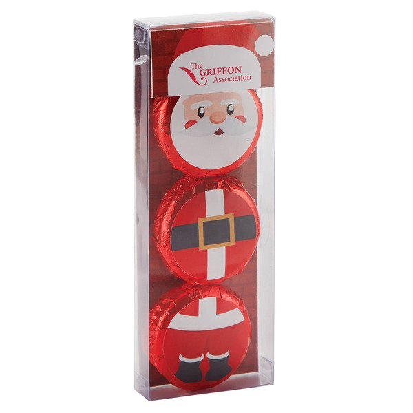 Santa Claus Chocolate Covered Oreo® Gift Set