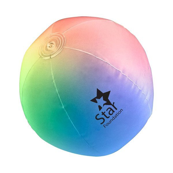 Color Changing LED Beach Ball