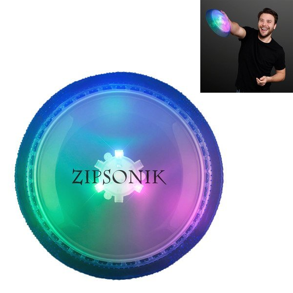 Light Up LED Flying Disc Toy