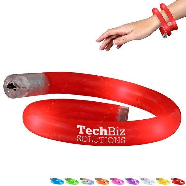 Light Up LED Tube Bracelet