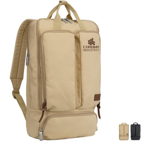 "Samsonite® Morgan Polyester 17"" Computer Backpack"