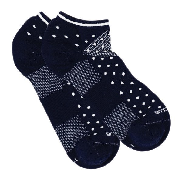 Athletic Nylon Performance No-Show Ankle Socks