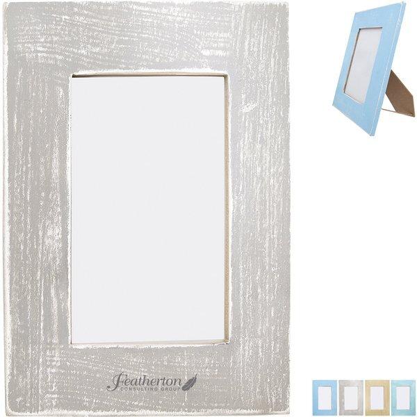 """Captiva Wood Tone Photo Frame, 4"""" x 6"""""""