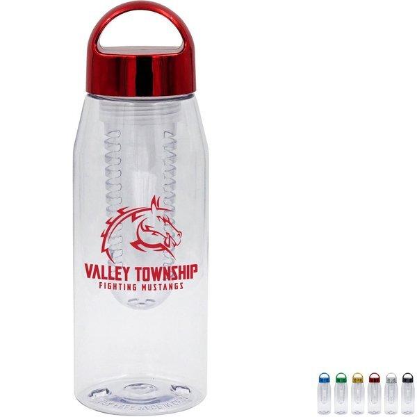 Metallic Arch Bottle w/Infuser, 32 oz.