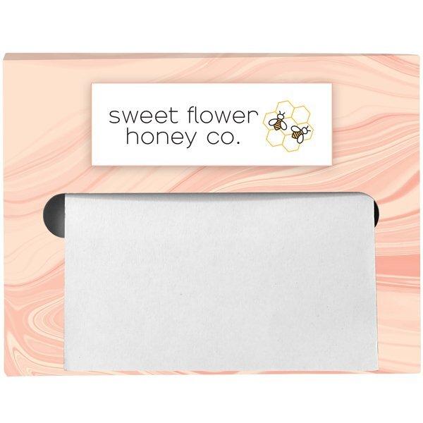 Pop-Up Sticky Notes, Rose Design