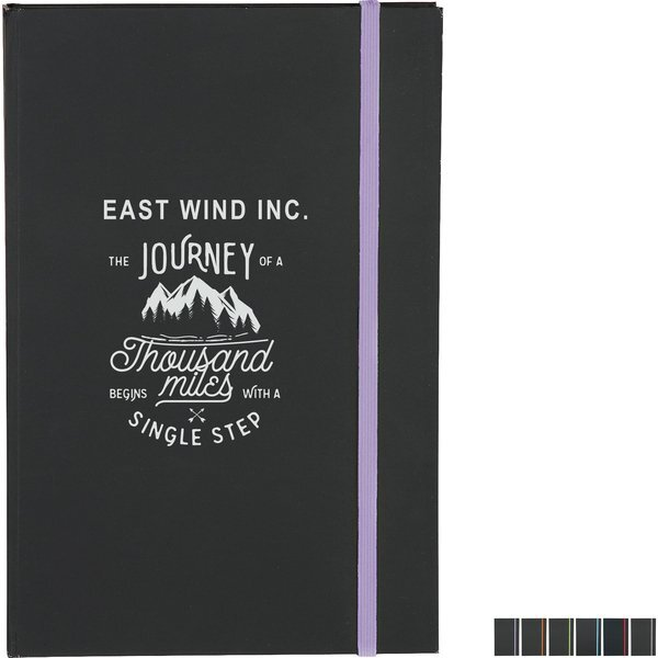 "Color Pop Bound JournalBook™, 8-1/4"" x 5-1/2"""