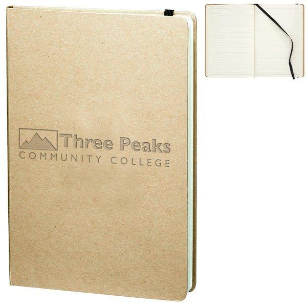 "Recycled Ambassador Bound JournalBook™, 8-1/2"" x 5-1/2"""