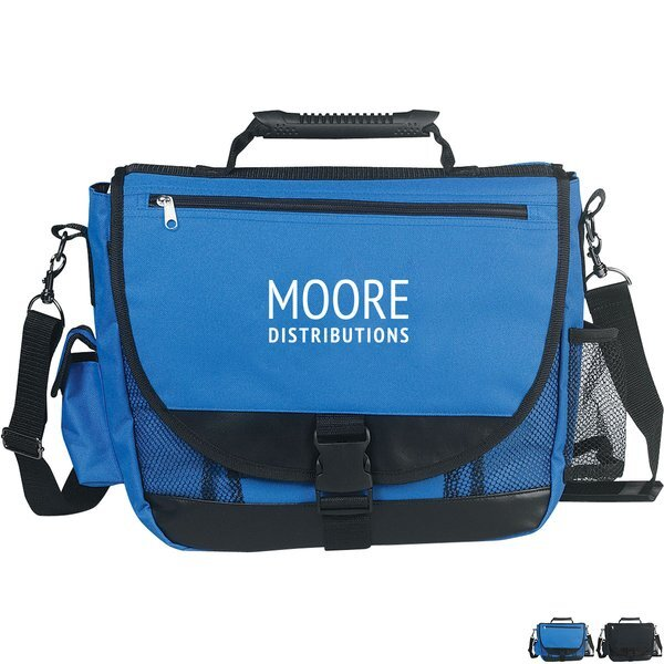 Carry-On Companion Polyester Messenger Bag