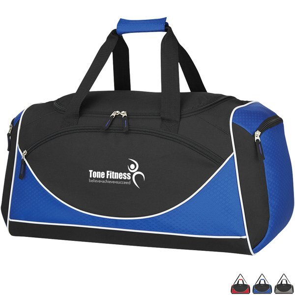 """Arbon Mover Polyester Duffel Bag, 20-1/2"""""""