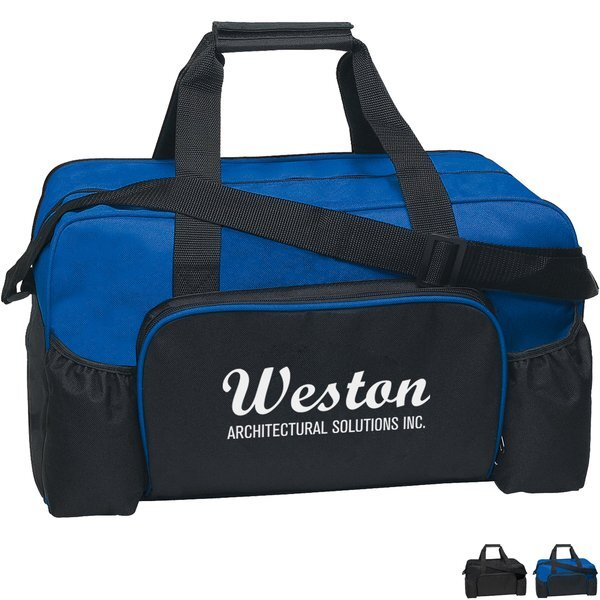 Econo Polyester Duffel Bag, 18""