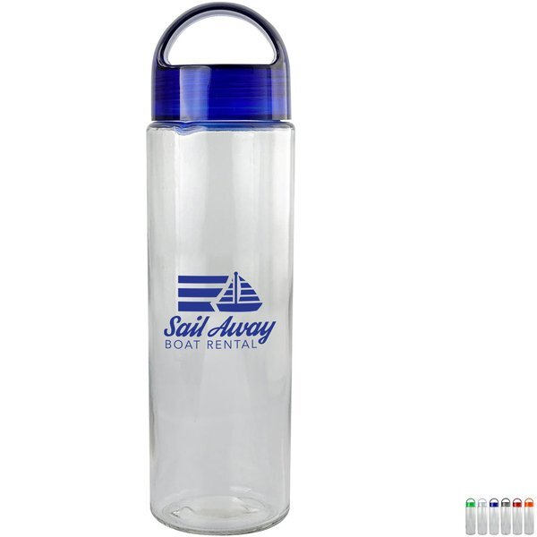 Arch Glass Bottle, 22oz.