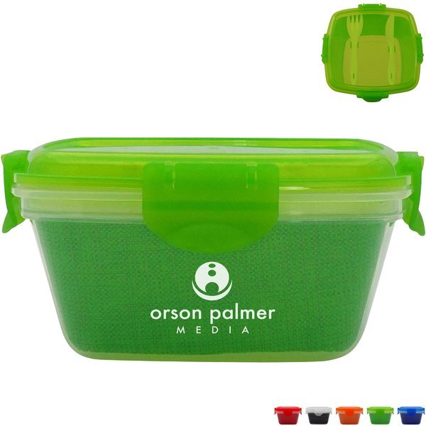 Strand Clip Top Container
