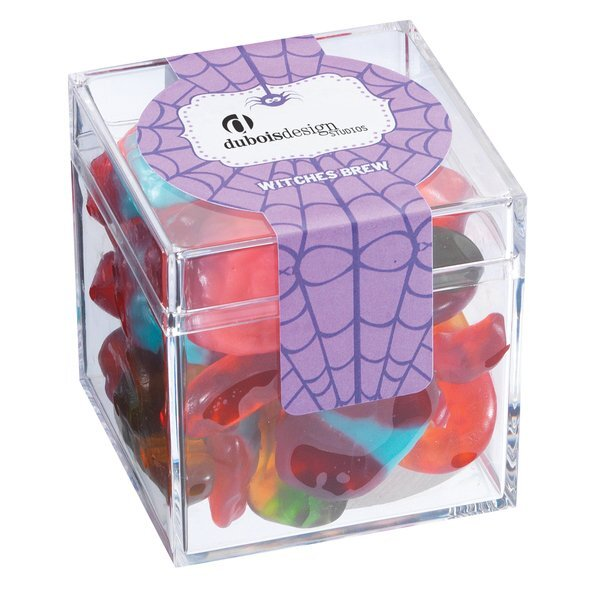 Creep Candy Box with Witches Brew Gummy Mix