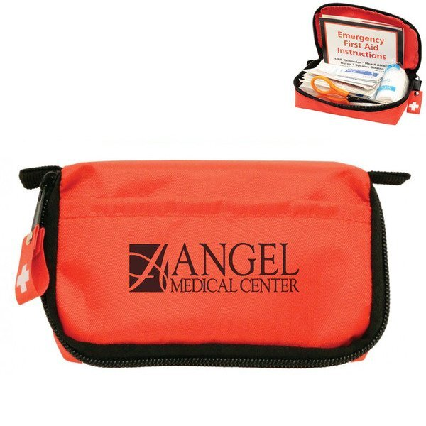 First Aid 13-Piece Travel Kit