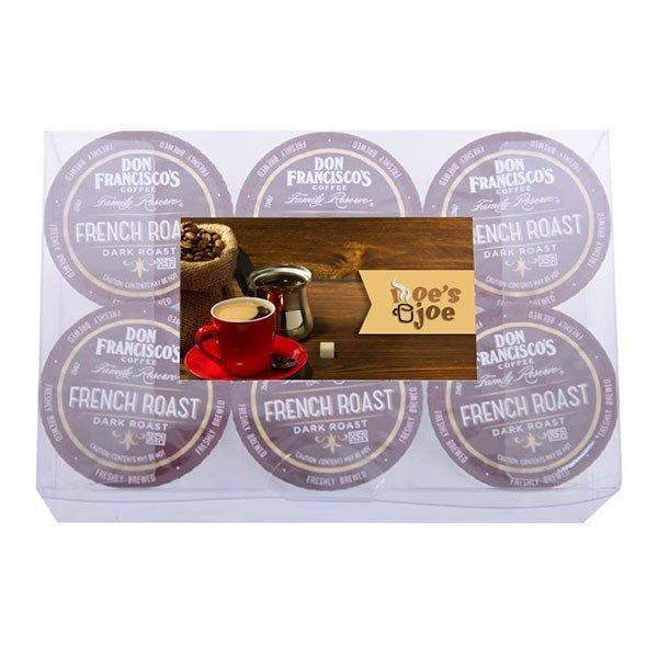 Don Francisco's 6-Piece Coffee Pod Gift Set