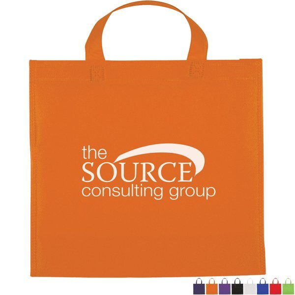 Mini Brochure Non-Woven Tote Bag